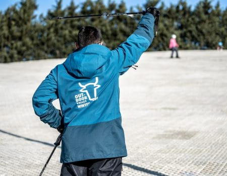 Open skitraining