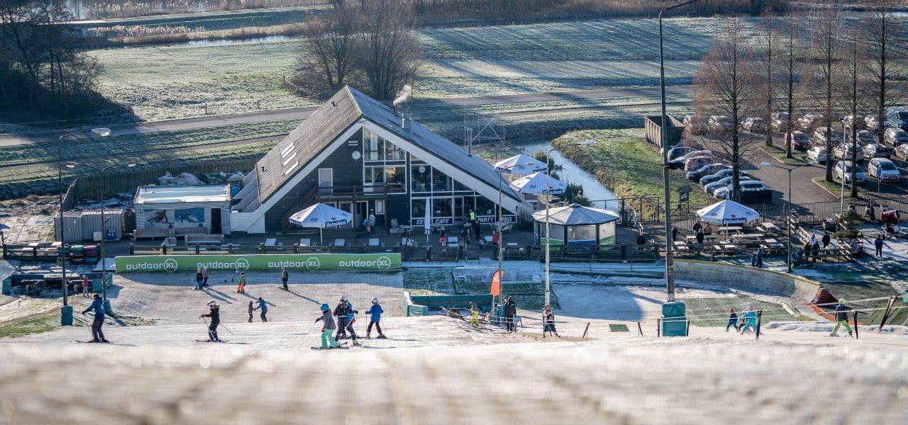 Vrij skien en snowboarden