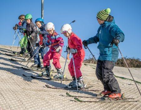 Ski- en/of snowboardleraar