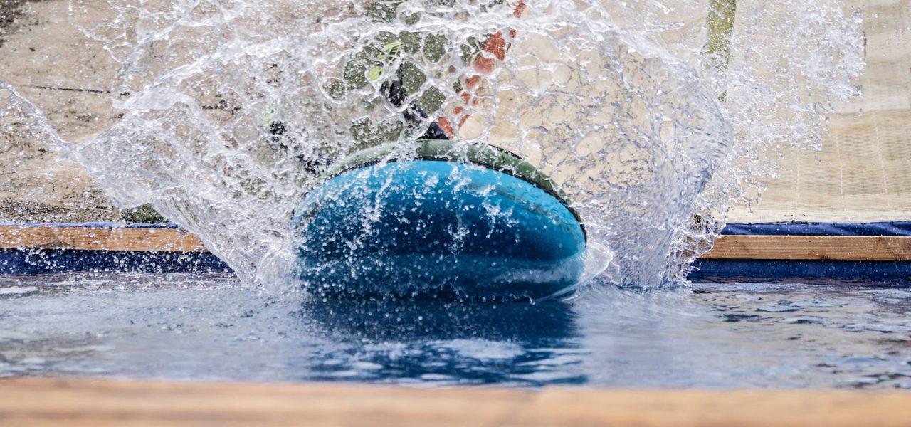Mega Splash Tubing