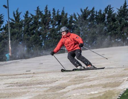 Open skitraining