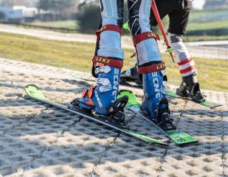 RS Skiteam Bergschenhoek start met trainen