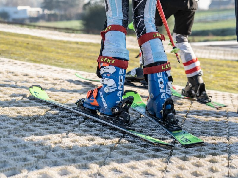 RS Skiteam Bergschenhoek start met trainen